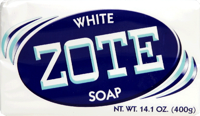 Zote White Laundry Bar Soap 25 14 1 Oz 1 Hispanic